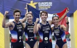 Championnat d'Europe, les frenchis assurent!